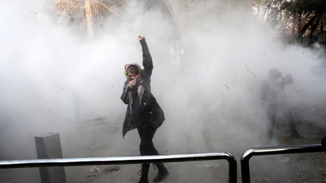 Irańskie władze: Obcy agenci odpowiedzialni za śmierć dwóch protestujących