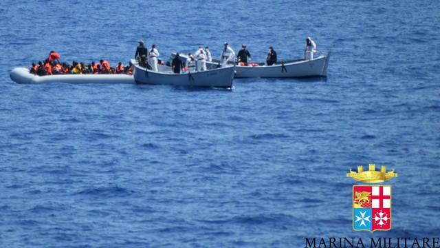 Włochy: ponad 100 tys. imigrantów przypłynęło od początku roku