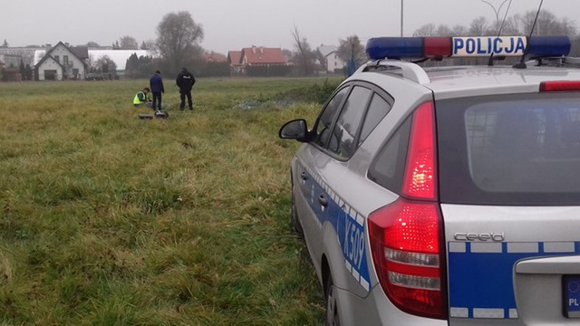 Mężczyzna podpalił się przed sądem w Rzeszowie. Z ciężkimi poparzeniami trafił do szpitala