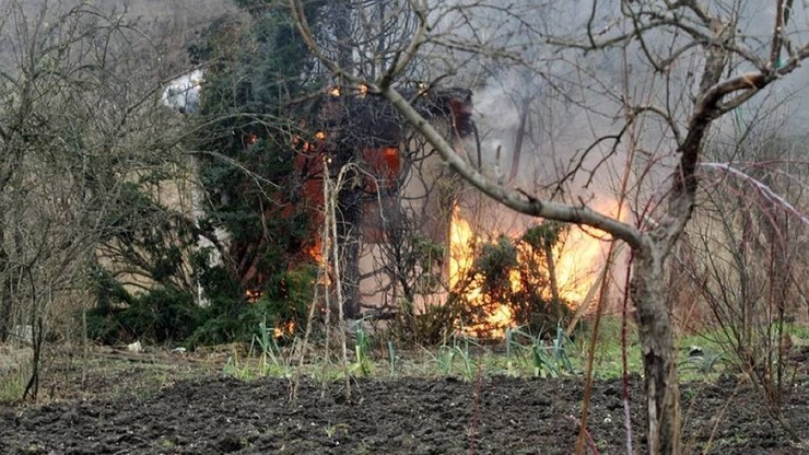 Seryjny podpalacz altan działkowych zatrzymany. Ma na koncie wzniecenie kilkunastu pożarów