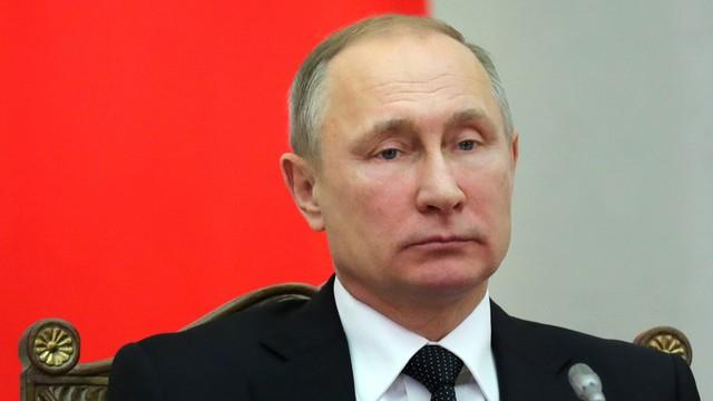 Putin i Trump rozmawiali o Syrii, walce z terroryzmem i Ukrainie