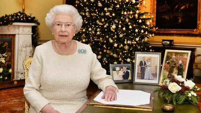 W.Brytania: świąteczne przesłanie nadziei od Elżbiety II