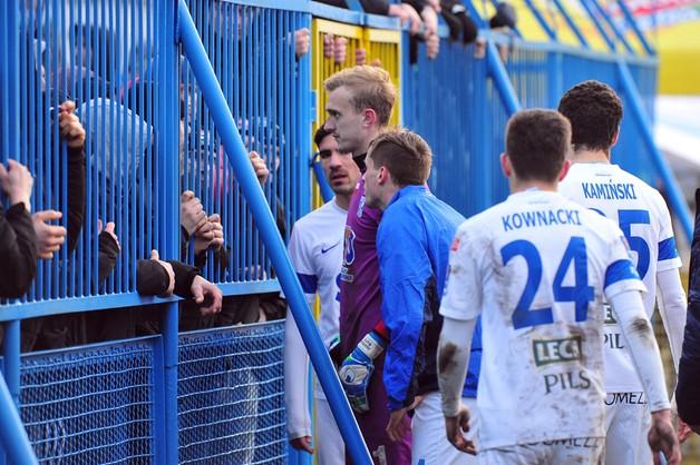 Lech liże rany po blamażu w Pucharze Polski