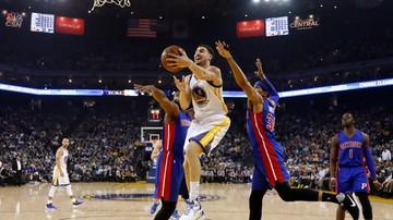 2017-01-17 NBA: Zwycięstwo Warriors, Cavaliers rozbici