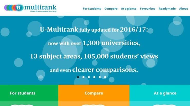 Nie wiesz, którą uczelnię wybrać? UE opublikowała ranking uniwersytetów