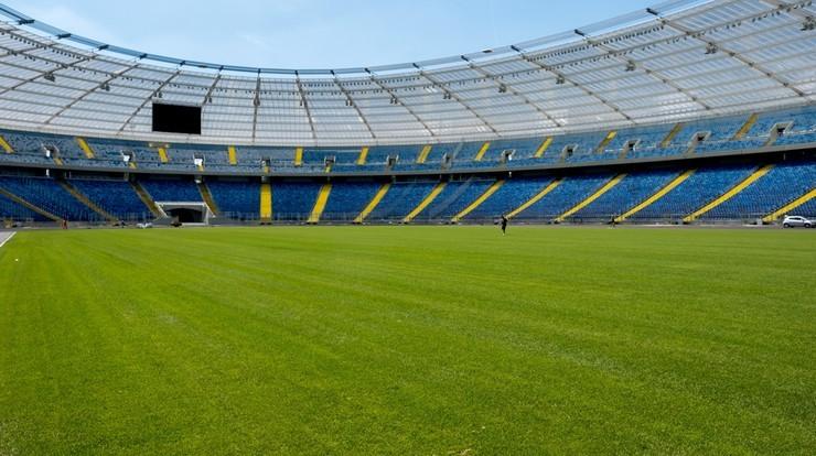 Finisz maratonu otworzył zmodernizowany Stadion Śląski