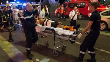 15-07-2016 11:24 Zamach w Nicei. Nie żyją 84 osoby, wśród ofiar są dzieci