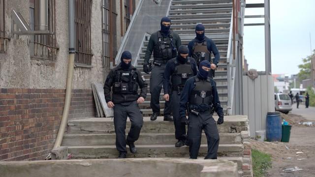 Niemcy: akcja policji w Berlinie, szukają islamistów