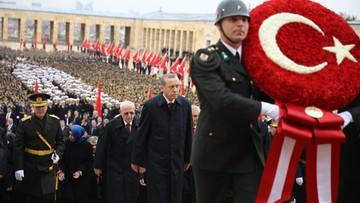 01-11-2016 12:30 Turcja: jest gotowy projekt zmian wprowadzających system prezydencki