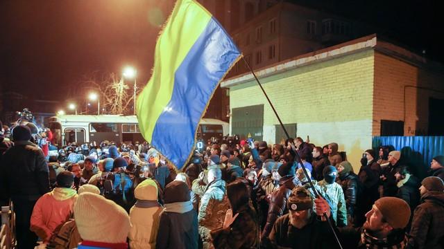 Ukraina: zatrzymany b. prezydent Gruzji Saakaszwili ogłosił głodówkę