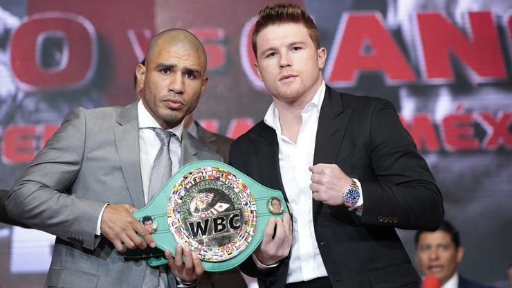 Cotto pozbawiony pasa WBC