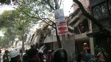 Unia Europejska oferuje pomoc Meksykowi w związku z trzęsieniem ziemi