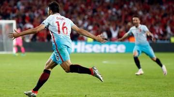 Czechy - Turcja: Drugi celny strzał Turków i... drugi gol! (WIDEO)