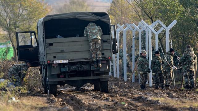 Macedonia rozpoczyna budowę ogrodzenia wzdłuż greckiej granicy