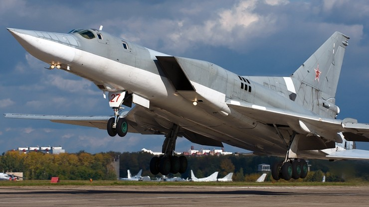 Rosyjskie bombowce przeprowadziły naloty na pozycje IS w Syrii