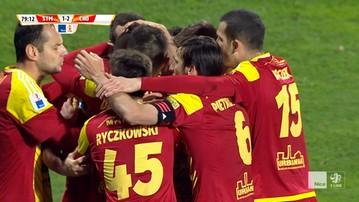2017-10-13 Nice 1 Liga: Chojniczanka liderem! Stal ograna w hicie