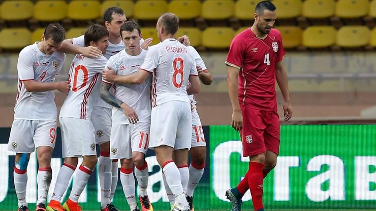 Euro 2016: Rosja remisuje z Serbią. Sporo pracy przed Słuckim