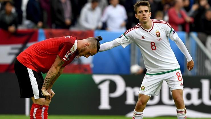 Rewelacyjna oglądalność meczu Austria - Węgry