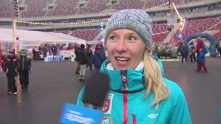 Polskie medalistki na Stadionie Narodowym: Zarażamy pasją do łyżwiarstwa