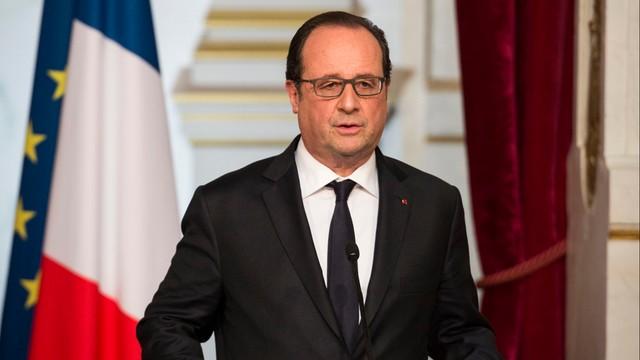 Hollande ostrzega: Brexit będzie nieodwracalny