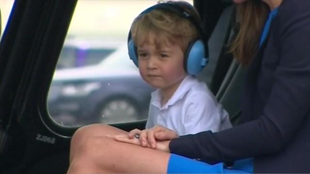 Książę George idzie do szkoły, a jego rodzina ma problem