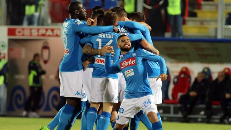 Puchar Włoch: Napoli - Atalanta. Transmisja w Polsacie Sport