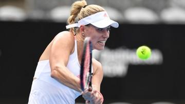 2017-01-10 WTA Sydney: Kerber przegrała z Kasatkiną w 2. rundzie