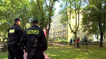 Niekontrolowany wybuch w bloku w Warszawie. Saperzy sprawdzali podejrzany pakunek