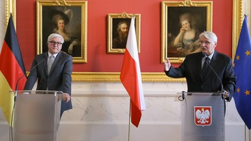 21-01-2016 13:05 Waszczykowski: stosunki polsko-niemieckie są intensywne, szczere i oparte na solidnych fundamentach