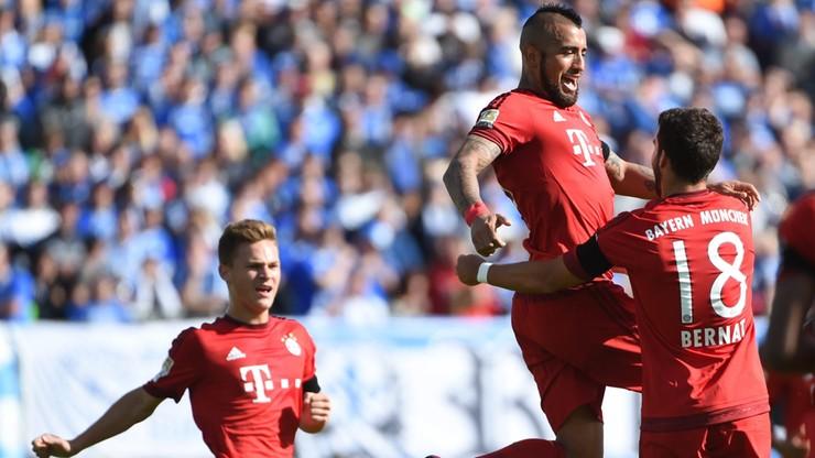 Lewandowski poza kadrą, a Bayern ze zwycięstwem