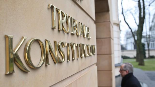 PiS pracuje nad projektem ograniczającym przywileje sędziów TK