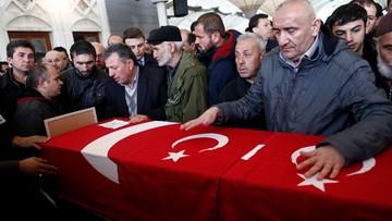 14-03-2016 19:49 Turcja: 11 osób zatrzymanych w związku z zamachem w Ankarze