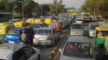 08-06-2017 20:23 Po 2030 roku będą sprzedawane wyłącznie auta elektryczne - zapowiedział indyjski rząd