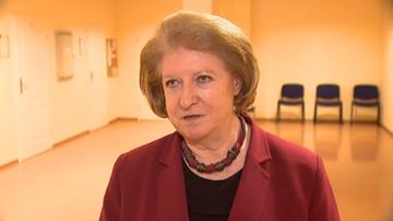 10-06-2016 09:46 Hanna Suchocka honorową przewodniczącą Komisji Weneckiej