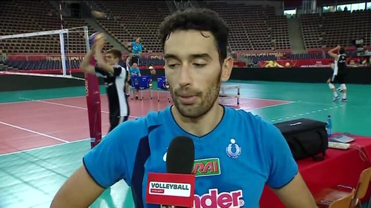 Birarelli: Jesteśmy w stanie wygrać z każdą drużyną