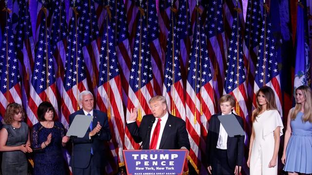 Media w USA spekulują, komu przypadną ważne role w administracji Trumpa