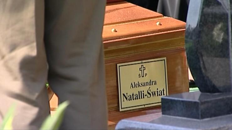 """W trumnie Natalli-Świat również szczątki innej ofiary. """"To celowe działanie, by nas upokorzyć"""""""