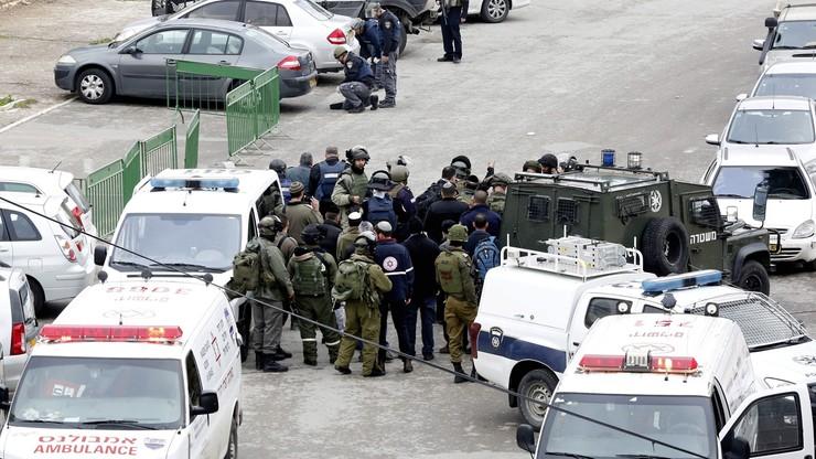 Atak na żołnierkę w Hebronie. Palestyński snajper ranił Izraelkę