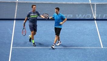 2017-11-18 ATP Finals: Kontinen i Peers rywalami Kubota oraz Melo w finale