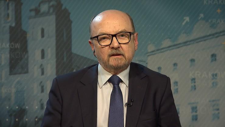 """Prof. Legutko: w słowach Timmermansa pobrzmiewa niewyobrażalny """"breżniewizm"""""""