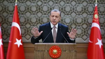 28-11-2015 14:44 Erdogan chce się spotkać z Putinem. Putin nie do końca