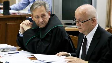 15-12-2015 22:00 Proces Wąsacza za prywatyzację PZU odroczony do lutego