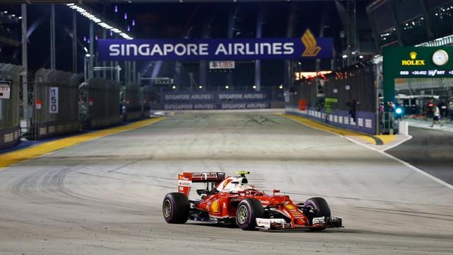 Singapur: Szef teamu F1 Ferrari aresztowany za śmiecenie