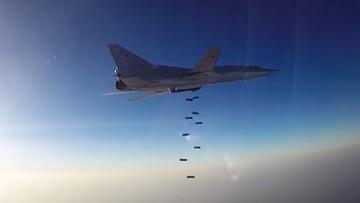 17-08-2016 11:49 Rosjanie tymczasowo korzystają z irańskich baz lotniczych