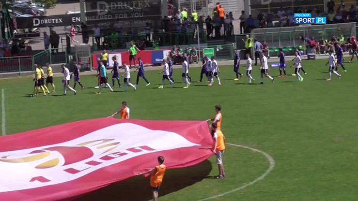 Drutex-Bytovia - Stomil Olsztyn 1:0. Skrót meczu
