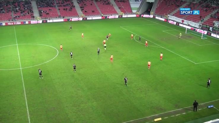 2017-05-08 GKS Tychy - Znicz Pruszków 4:1. Skrót meczu