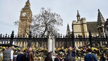 27-03-2017 18:46 Brytyjska policja: zamachowiec z Londynu bez związków z IS