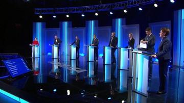 Debata 8 liderów: państwo a Kościół