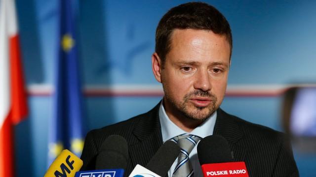 Trzaskowski: potrzebny całościowy plan powstrzymania fali migracji