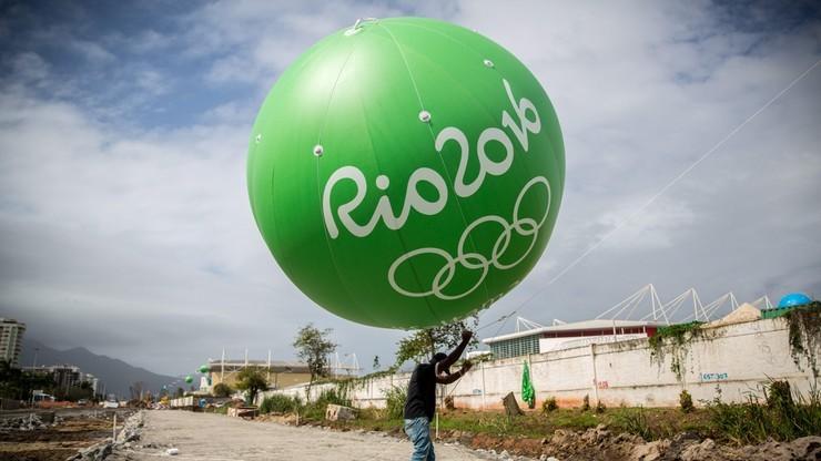 44 próby przed IO w Rio